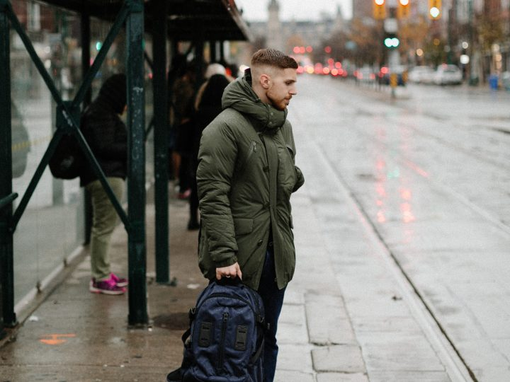 F/CE: The Cold-Weather Commuter | FW18