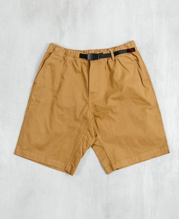 Gramicci - St Shorts - Deep Mustard