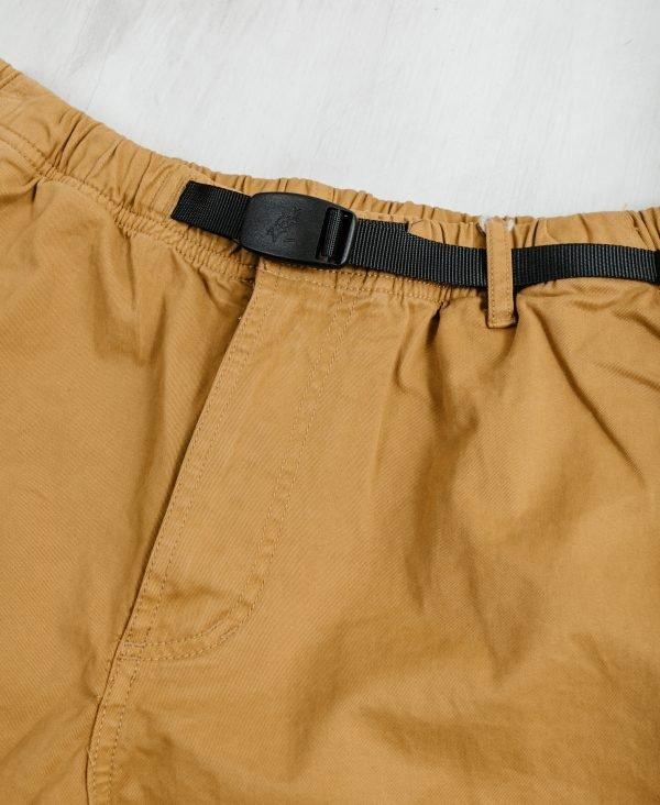 Gramicci - St Shorts - Deep Mustard1