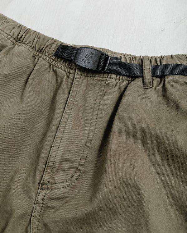 Gramicci - St Shorts - Olive1