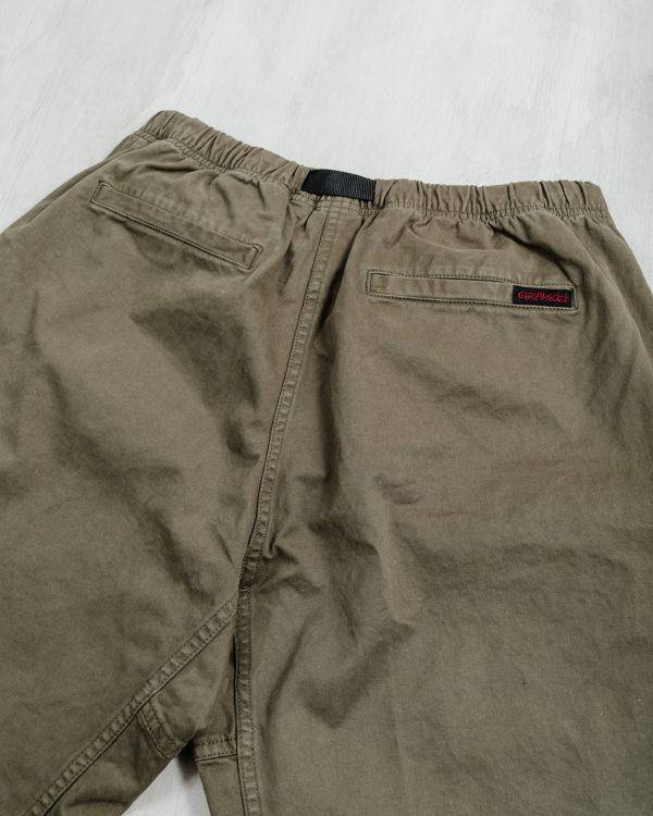 Gramicci - St Shorts - Olive3