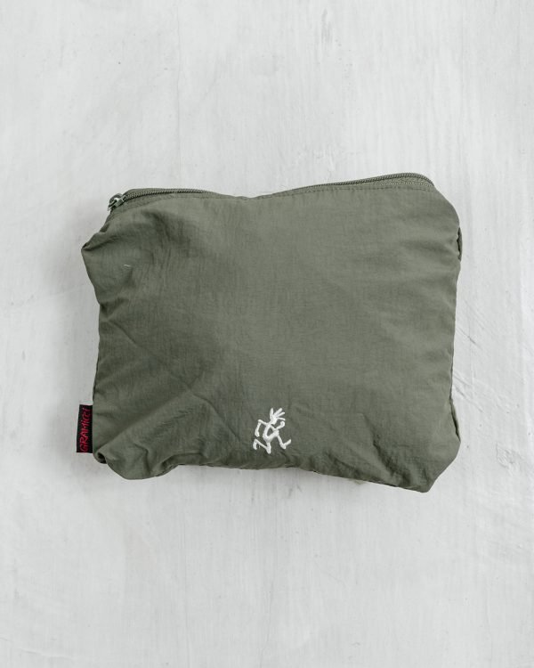 Gramicci - Shell Packable Shorts - Olive6