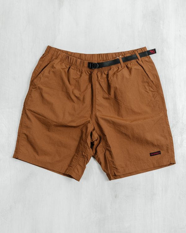 Gramicchi - Shell Packable Shorts - Mocha