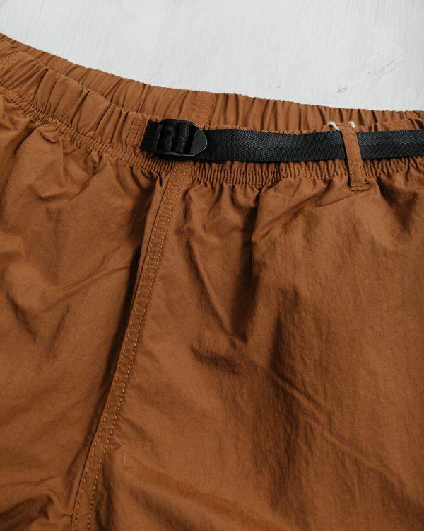 Gramicchi - Shell Packable Shorts - Mocha1