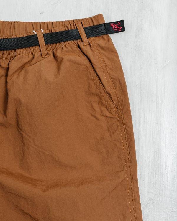 Gramicchi - Shell Packable Shorts - Mocha2