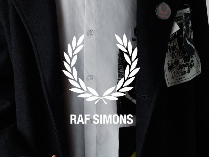 Fred Perry x Raf Simons | The 100 Club Capsule Collection