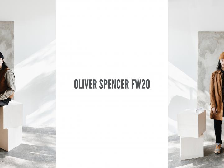 Oliver Spencer | FW20