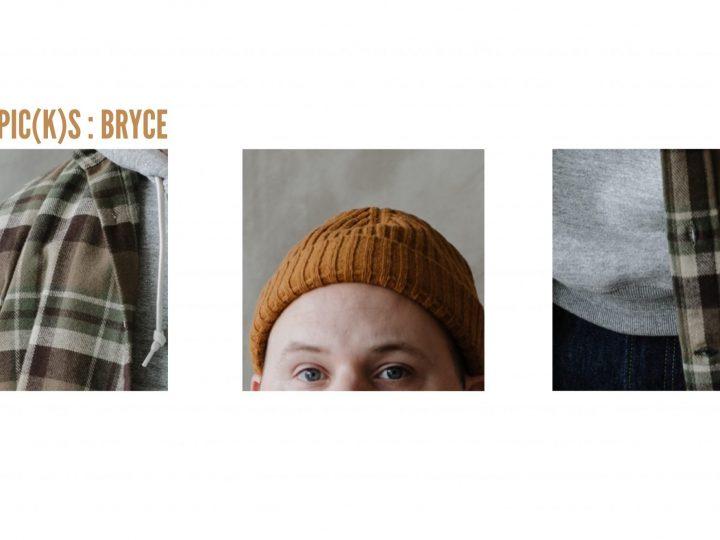 Staff Pic(k)s: Bryce